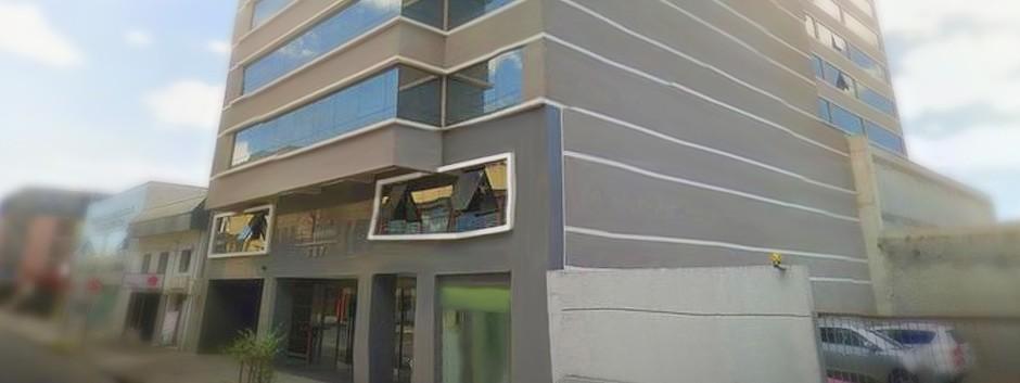 Nuestra Oficina Ubicada en Edificio Sinergia